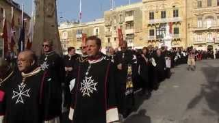 The Knights Of St John Commemorating The Great Siege Of Malta Of 1565