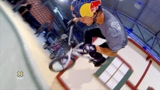 GoPro: Drew Bezanson Rides The Park Course – Summer X Games 2013 Munich