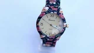 Женские часы Geneva(Женские часы Geneva - Будь стильной и модной каждый день! Наш instagram:Geneva_she Наш сайт: в разработке. Заказать: +38063..., 2015-03-26T20:59:30.000Z)
