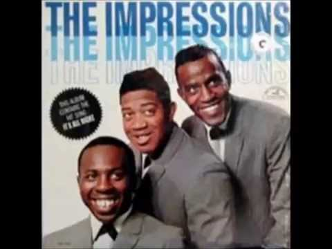 "The Impressions  ""It's All Right"""