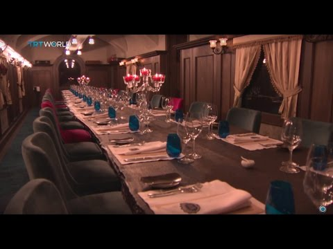 Showcase: Secret Dining - All Aboard The Orient Express