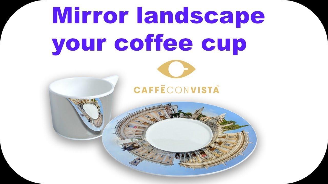 Federico Schneider & Ely Rozenberg present CAFFÈ CON VISTA