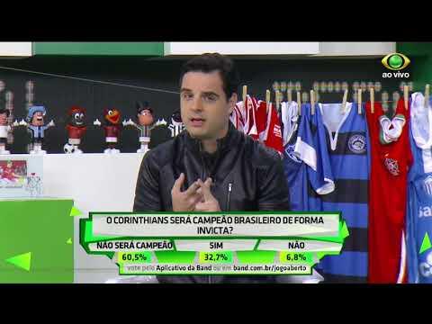 Chico Garcia: Corinthians Será Campeão Invicto