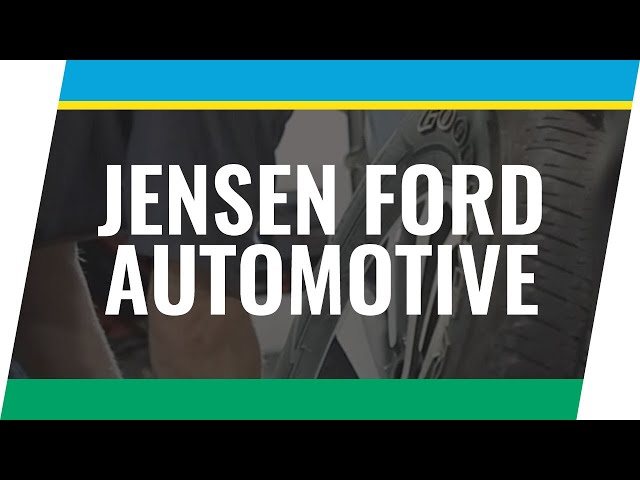 Client Spotlight Series: Jensen Ford Automotive, Marshalltown, IA