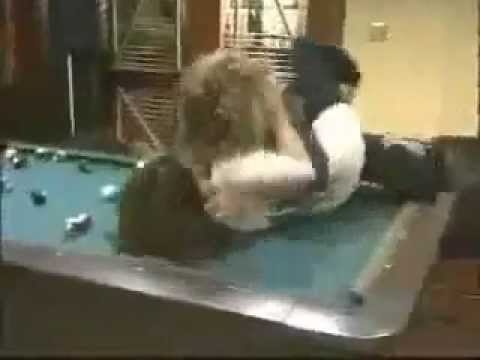 Catfight scene from unknown show New 2012