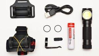 UNBOXING: Thrunite TH30 Headlamp 3350 Lumen