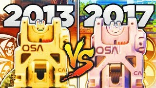 2013 ARX-160 vs. 2017 OSA!
