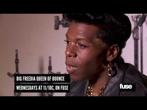 Big Freedia on New Orleans Bounce Music & Inventing New Dance Moves