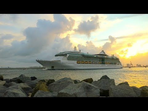 Celebrity reflection repositioning cruise