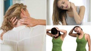 목 통증을 완화하는 데 가장 효과적인 운동 6가지 | …
