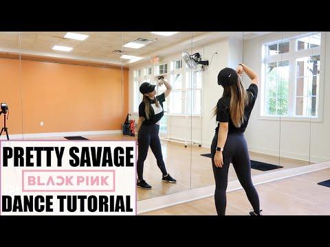 BLACKPINK - 'Pretty Savage' - Lisa Rhee Dance Tutorial