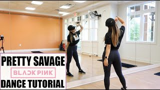 Download lagu BLACKPINK - 'Pretty Savage' - Lisa Rhee Dance Tutorial