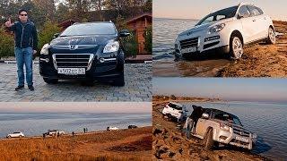 2013 Luxgen7 SUV —За кадром