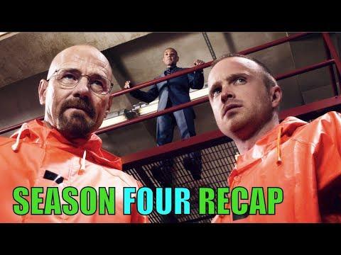 Breaking Bad Season FOUR Recap Pt 1/2