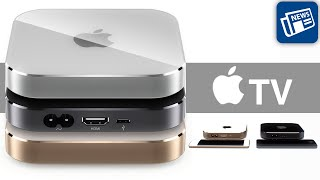 Así será el nuevo Apple TV