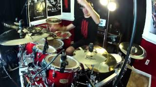 Skrillex - Bug Hunt - Drum Cover - Noisia Remix (Wreck it Ralph Soundtrack)