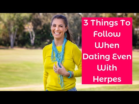 3 Things To Follow When Dating Even With Herpes - Life With Herpes