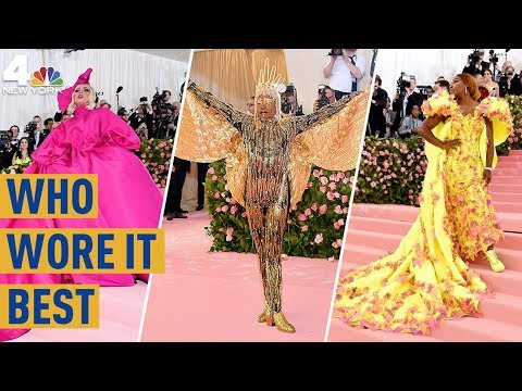 Met Gala 2019: Breaking Down the Best Looks With Fashion Guru Brooke Jaffe  New York