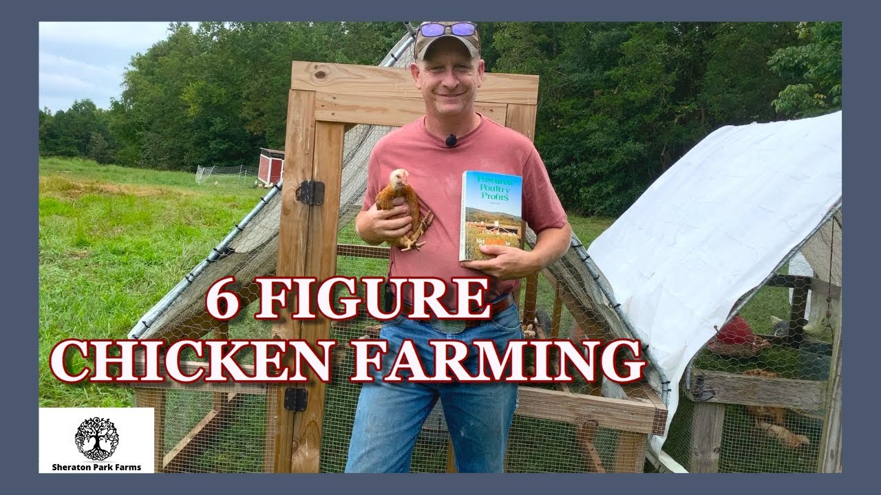 Pastured Poultry Profits - Is A 6 Figure Income Possible?