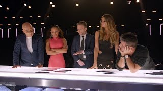 America's Got Talent 2017 Who Makes It to the Live Shows Part 1 Judge Cuts S12E08
