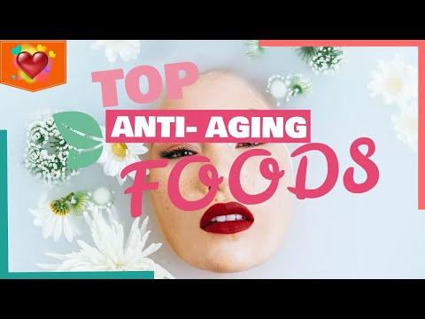 Top 10 anti-aging voedingsmiddelen ter ondersteuning van uw 40s en meer dan uw l