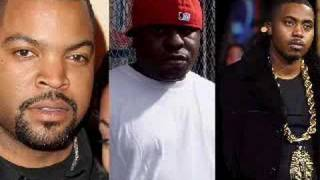 Ice Cube ft Scarface & Nas - Gangsta Rap Made Me Do It Remix