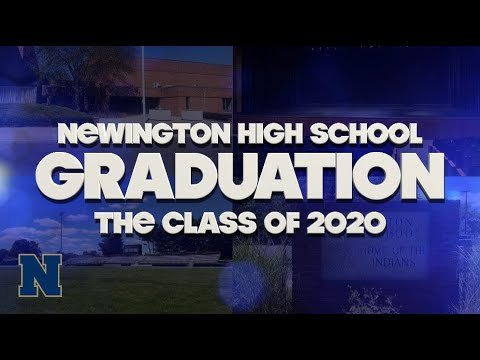 Newington High School Graduation 2020