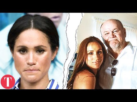 10 Times Meghan Markle's Dad Lied Uncovered In Private Letter