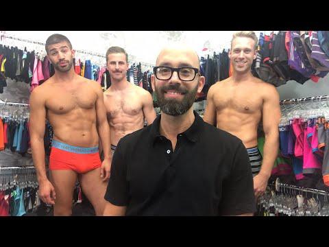 New Underwear Surprises