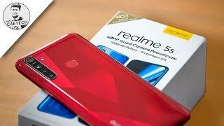 Realme 5s Review Videos