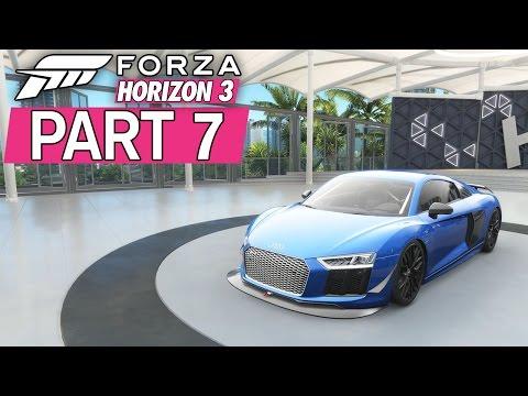 "Forza Horizon 3 - Let's Play - Part 7 - ""A Blue AWD Beast"""