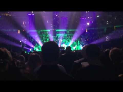 Billy Joel @ Tampa Bay Times Building. Jan 17, 2014