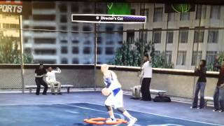 TRICK SHOOT NB2K15 PS3