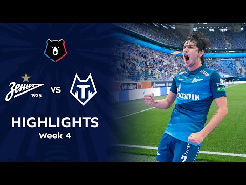 Highlights Zenit vs