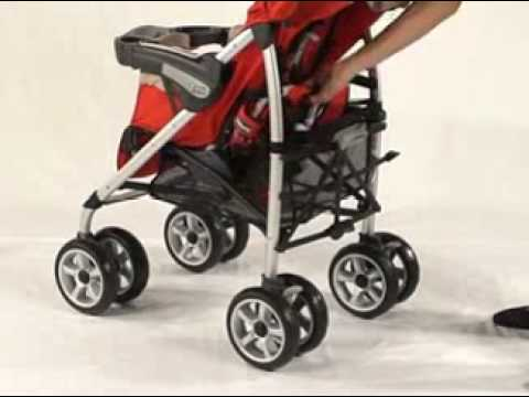chicco trevi stroller overview fixed youtube rh youtube com chicco liteway stroller instruction manual Chicco KeyFit 30 Stroller