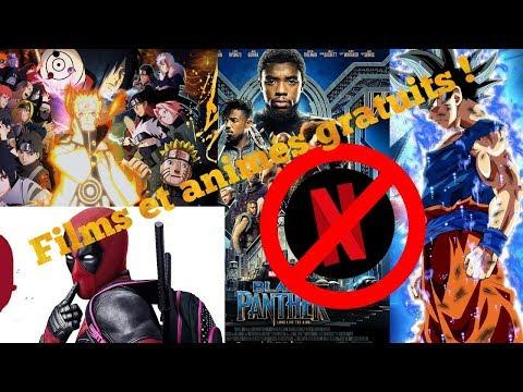 5 SITES pour regarder des films et animes GRATUITEMENT  2018