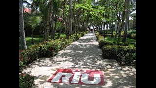 Riu Naiboa 4* Пунта-Кана, Доминикана, отель Риу Найбоа обзор отеля
