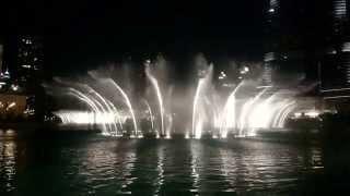 Dubai Fountain - Best Ever Fountain Show