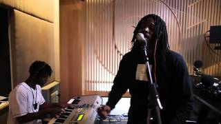 SiR performs on Soulection Radio Beats 1 Live Sessions
