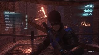 BATMAN™: ARKHAM KNIGHT nightwing no damage