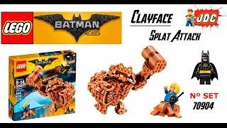 Clayface Splat Attack 70904 - Set Lego Movie