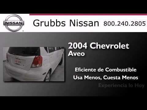 Usado 2004 Chevrolet Aveo Para La Venta En Ft Worth Tx Youtube