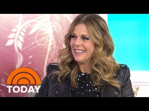 Rita Wilson Talks About Surviving Cancer And Her New Album