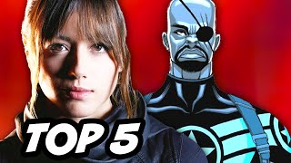 Agents Of SHIELD Season 2 Episode 13 and Secret Warriors Explained