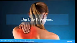 hqdefault - What Causes Severe Back Pain Between Shoulder Blades