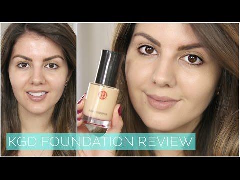 Koh Gen Do Aqua Foundation Review // Rachael Jade