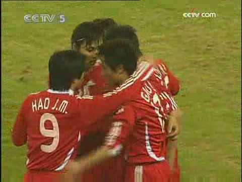 2-1 China Vietnam 21 1 09 www bongdavietnam org