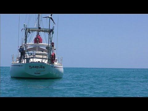 Tour Our Sailboat - Our Floating Tiny Home (Sailing SV Sarean) Bowman Yachts Fremantle. EP. 23