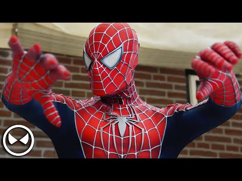 SPIDER-MAN The Original Movie Suit – Top Quality Replica Cos