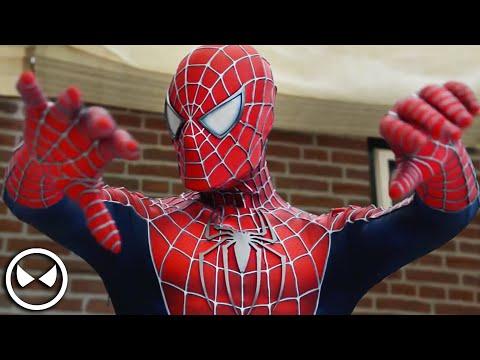 The Original SPIDER-MAN Movie Suit – Top...